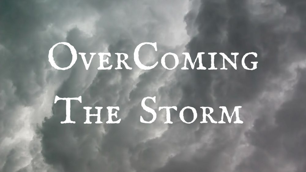 Overcoming the Storm Image