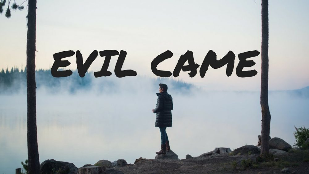Evil Came But Where Is God? Image