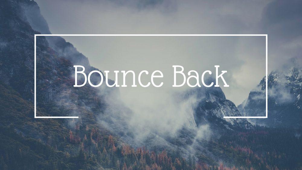 Bounce Back Image
