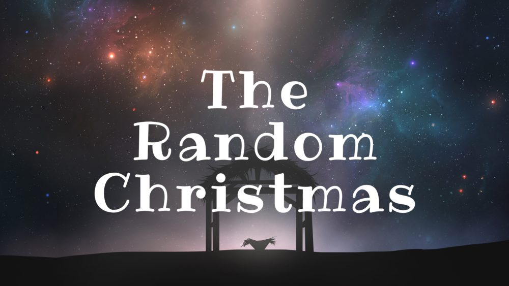 The Random Christmas Image