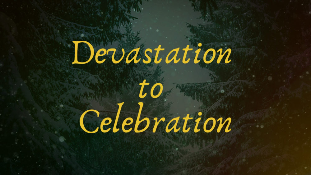 Devastation to Celebration Image