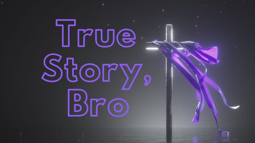 True Story, Bro Image
