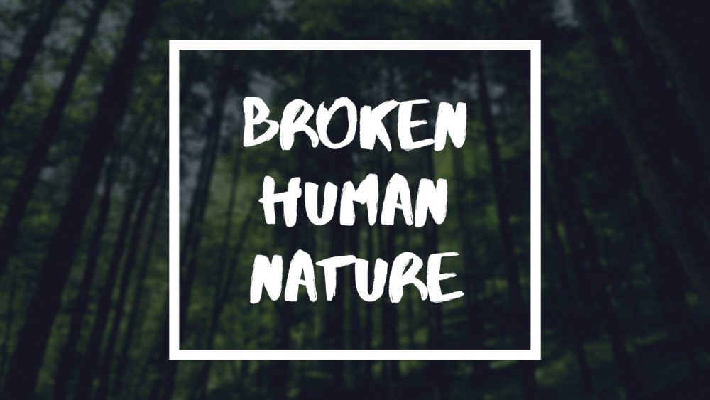 Broken Human Nature Image