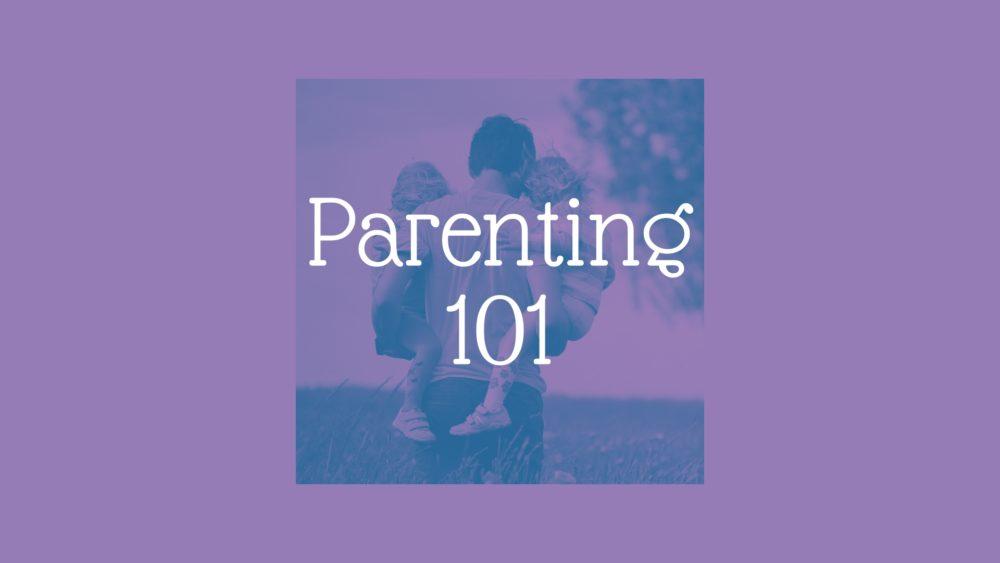 Parenting 101 Image
