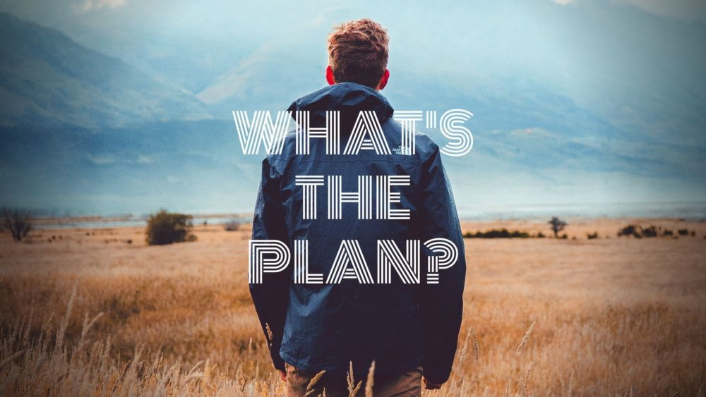 What's the Plan? Image