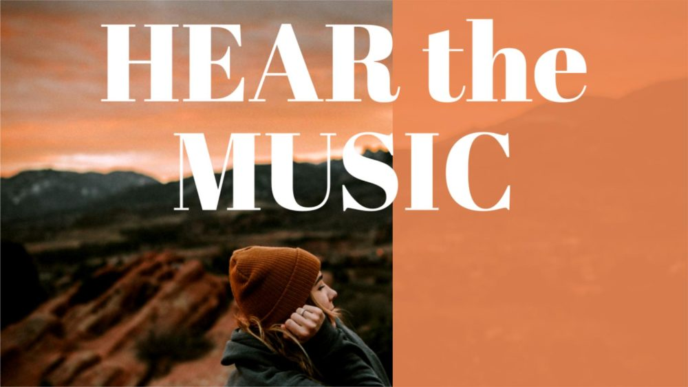 Hear the Music Image