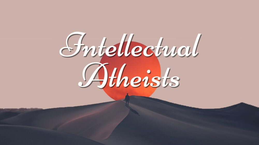 Intellectual Atheists Image