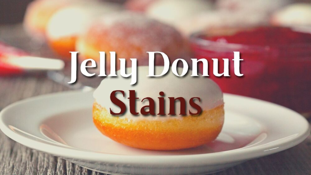 Jelly Donut Stains Image