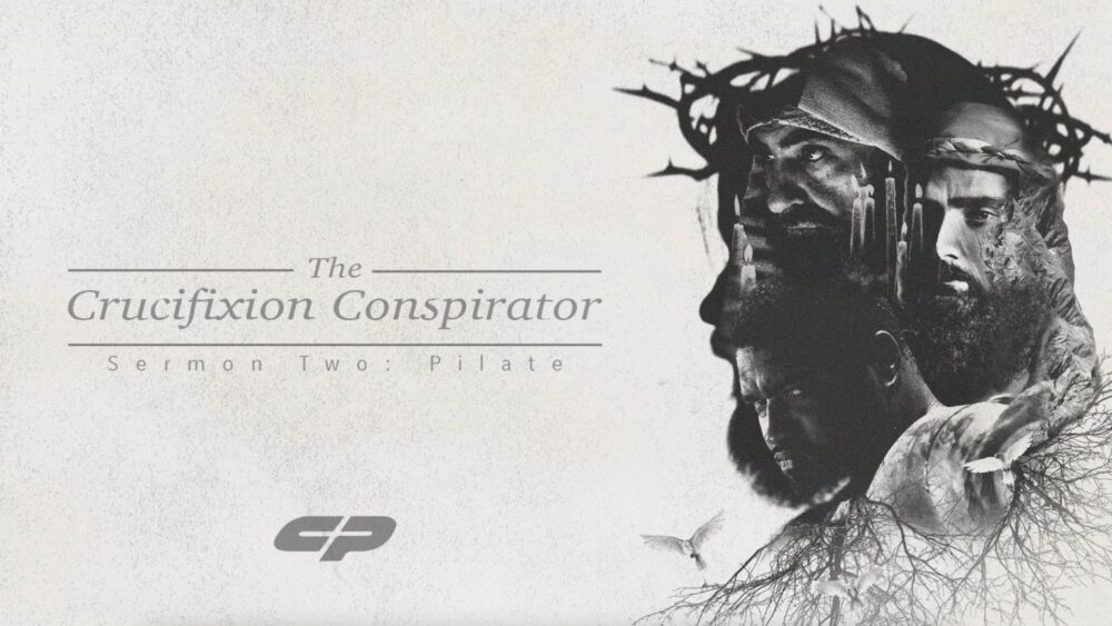 The Crucifixion Conspirator: Pilate Image