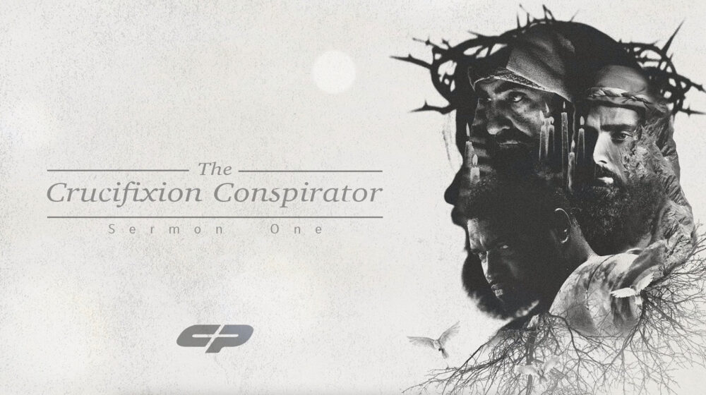 The Crucifixion Conspirator: Part One Image